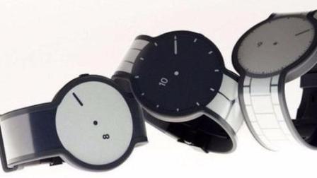 全是屏幕的手表 索尼Watch U 手表手环都可以扔了