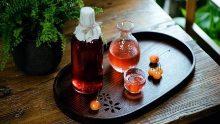 父亲节的礼物, 自酿樱桃酒