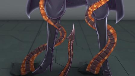 「火线传奇精彩片段」面对毒蝎的邪恶触手, 潘多拉女神只能低下了高贵的头颅