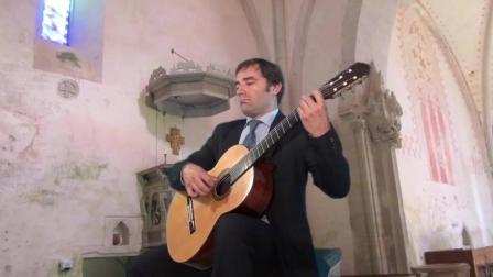 J. S. Bach - Cello Suite No. 2 in D-minor;  Viktor Vidović (Complete)