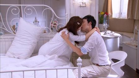《花非花雾非雾》张睿彻夜陪伴佳人身边,讲和获得李晟献吻