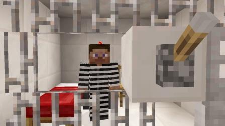 大海解说 我的世界Minecraft 丧尸之地越狱解密