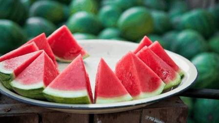 香香美食 开封西瓜