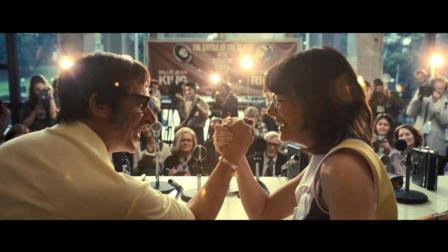 【猴姆独家】影后Emma Stone与Steve Carell新作《性别之战》第二支预告片大首播!