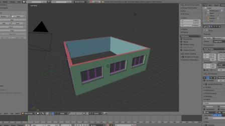 Blender新参数化建筑设计软件archiparck