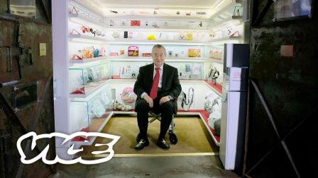 VICE 科技   给发明多过爱迪生的日本老头过生日