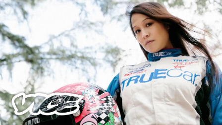 VICE 体育 从亚裔模特变成拉力赛女车手有多难?