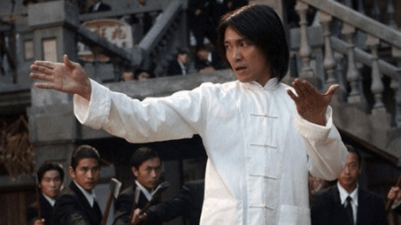 #大鱼FUN制造#中国动作演员门派大盘点, 狄龙和周星驰竟然是同门师兄弟?