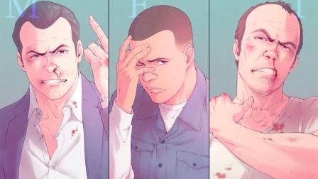 《GTA5》略丧心病狂剧情攻略解说