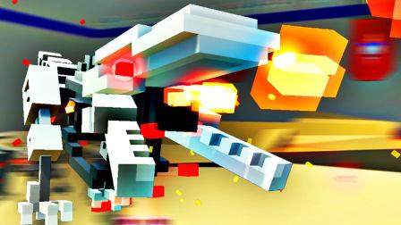 【屌德斯解说】 机器人大乱斗 全新侏罗纪挑战 变形金刚擎天柱的坐骑恐龙登场!