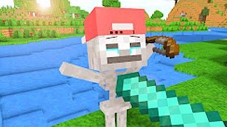 大海解说 我的世界Minecraft 坑死骷髅的10种方法
