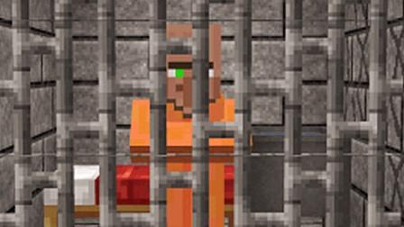 大海解说 我的世界Minecraft 解密追踪村民大盗