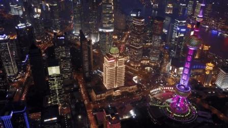 东京和上海夜景大比拼, 看看哪座城才是亚洲第一?