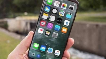 苹果iPhone 8的打开方式可能是刷脸