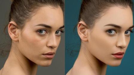 PS皮肤处理专题 Photoshop皮肤处理