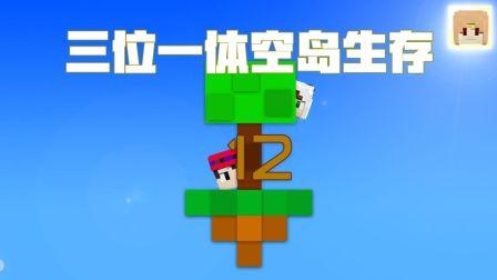 【红叔】红小队三位一体空岛生存Ep.12 - 我的世界★Minecraft
