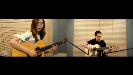 【指弹吉他】裴山德拉 Tommy Emmanuel - Angelina丨Eunsung Kim