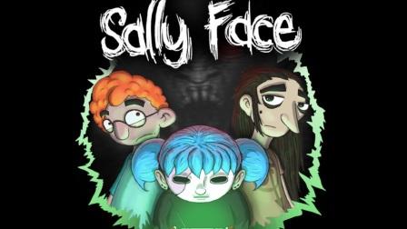 猎奇恐怖游戏《蠢脸sally face》剧情解说