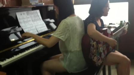 大森老师吉他课: 启程(钢琴+吉他)