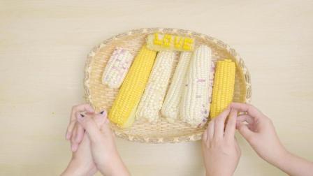 挑玉米实用技能大公开, 一秒分辨甜玉米黏玉米!