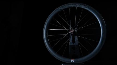 美骑评测12期-省钱玩轮不是梦 诺飞客碳纤维R5轮组