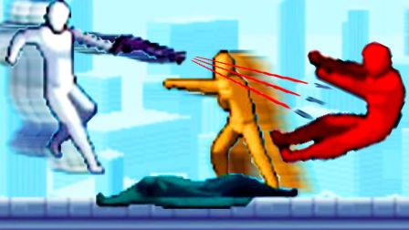 【屌德斯解说】 延迟 2D版Super hot 神级走位过关斩将