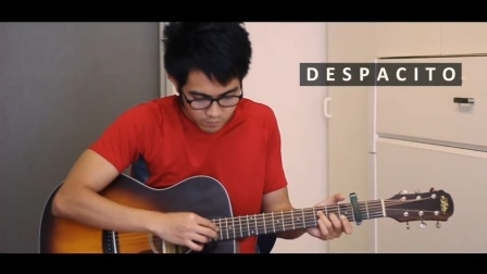 【指弹吉他】Despacito - Luis Fonsi丨ralphjay