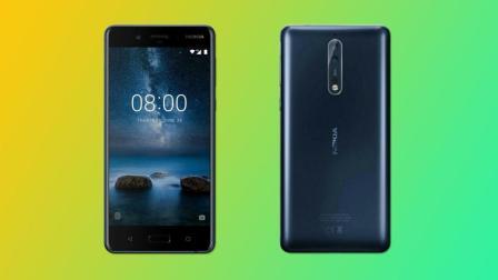 Nokia 8真机曝光骁龙835售4100/三星S8买一送一活动再开启