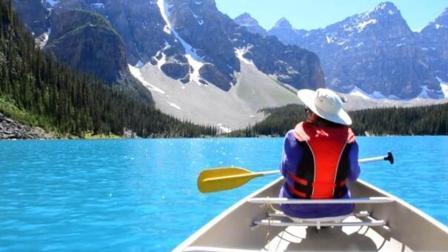 酷玩运动76: 冰川湖上划船美如诗画 渔民无氧潜水海底漫步