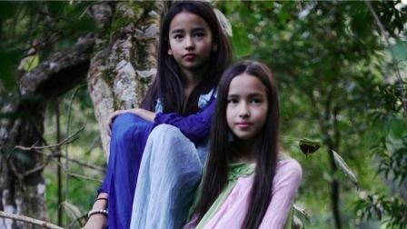 德国爸爸和中国妈妈,带着两个女儿,拯救云南雨林17年!