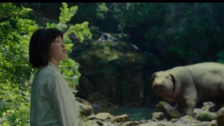 电影话题社010《玉子》为了一只猪, 小女孩勇闯大纽约。如何用颜色讲故事