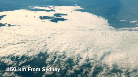 澳洲, 香港, 南海, 菲律宾上空那震撼的美妙云海【True真行】