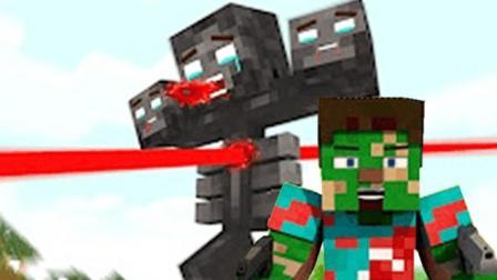 大海解说 我的世界Minecraft 行尸走肉2病毒实验室打凋零