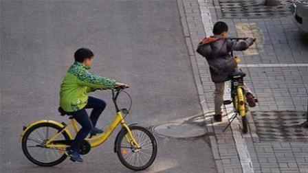 胡狼作品:11岁男孩骑共享单车死亡到底谁的责任