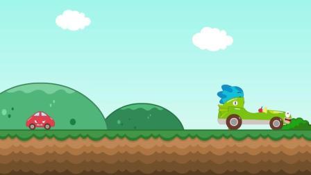 蓝迪儿歌 第二季:112 小绿车