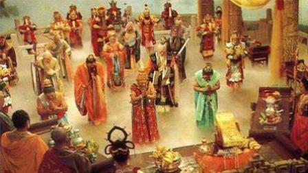 胡狼作品:金蝉子迷局:五百年前盂兰盆会发生了什么