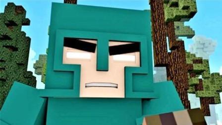 大海解说 我的世界Minecraft 勇者大冒险寻找七龙珠1
