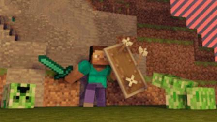大海解说 我的世界Minecraft 寻找七龙珠2死亡骑士