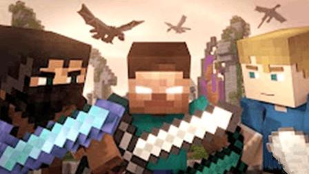 大海解说 我的世界Minecraft 职业战争百人大混战