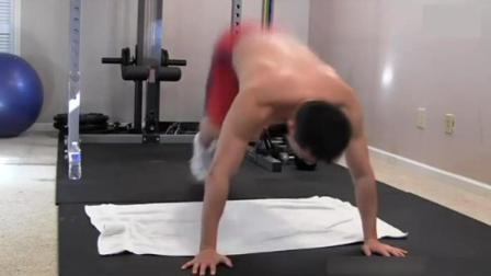 练习腹肌最简单有效的方法 想有腹肌的可以看看