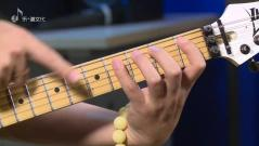 纪斌电吉他教学《打狗棒法》右手交替拨练习