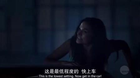 《血路狂飙》女主救男主说出了为什么参加公路赛的原因