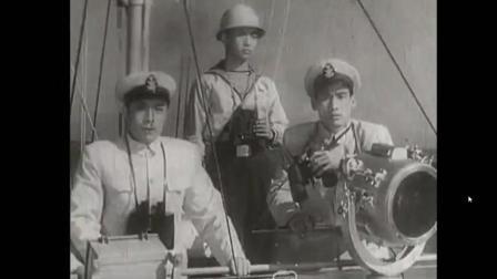 海军新战法: 抵近火力侦察岛上炮兵阵地 差一点被击沉
