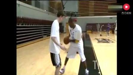 篮球明星教学 科比篮球视频课, 让你少训练半年!