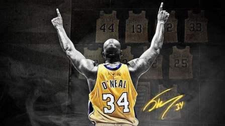NBA2K18生涯模式:大鲨鱼奥尼尔生涯之路!