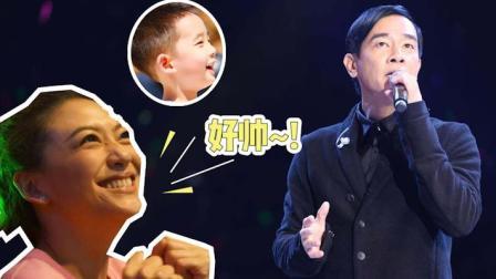 史上最凶爸爸陈小春柔情一面,古惑仔唱的情歌都太好听了吧