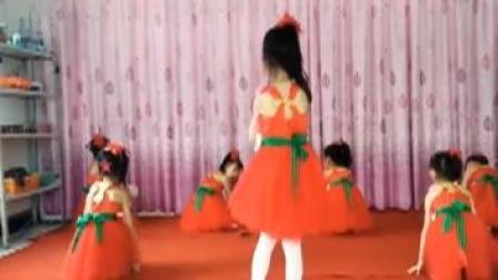 儿童舞蹈 小苹果