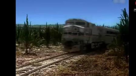 超级大地震 地裂的速度比火车速度还快