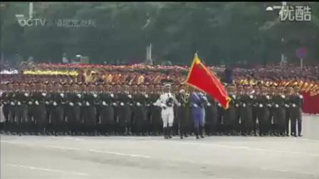 建国五十周年大阅兵开幕式