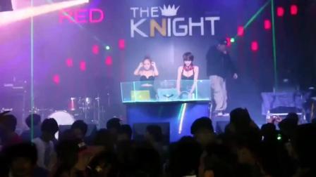 雯文2017的潮流音乐越南鼓酒吧美女热舞系列